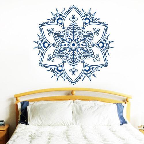Декоративная виниловая наклейка Mehendi