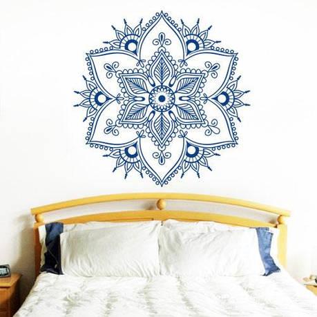 Декоративная виниловая наклейка Mehendi, фото 2