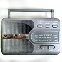 Радиоприёмник колонка  Mason RM2500 (Радио+USB+SD) сеть