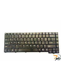 Клавіатура для ноутбука Asus F3U, F3J, MP-06913SU-5281, MP-06916SU-5282, Б/В. Протестована робоча клавіатура, є сліди залиття