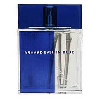 Armand Basi In Blue - Armand Basi мужские духи Арманд Баси Ин Блю сертифицированные (лучшая цена на оригинал в Украине) Туалетная вода, Объем: 100мл