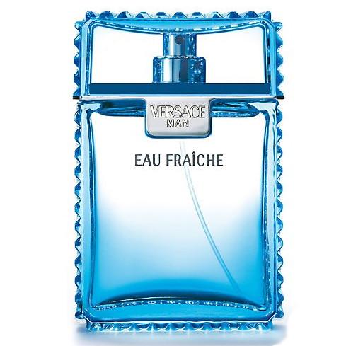 Versace Man Eau Fraiche - Versace мужские духи Версачи Мен о Фреш (Версачи  голубые) 1e316cc1a9f46