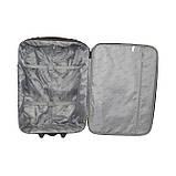 Комплект чемоданов Skyflite Transit Black (S/M/L) 3 шт., фото 4