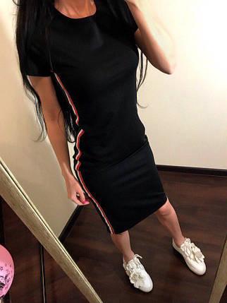 """Женское платье """"Лампас"""", фото 2"""