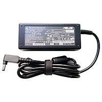 Блок питания зарядное для ноутбука ASUS 19V 3.42A 65W 4.0×1.35 (ADP-65DB)