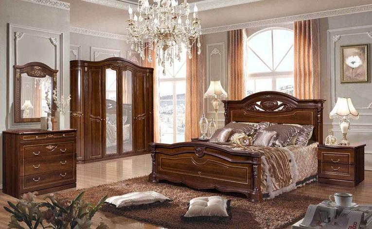 Спальня Сорренто (Темный Шоколад) (с доставкой), фото 2