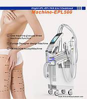 Многофункциональный косметологический аппарат EPL500 4 в 1