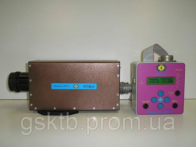 Пирометры двухспектральные ДПР-1  для алюминиевого проката