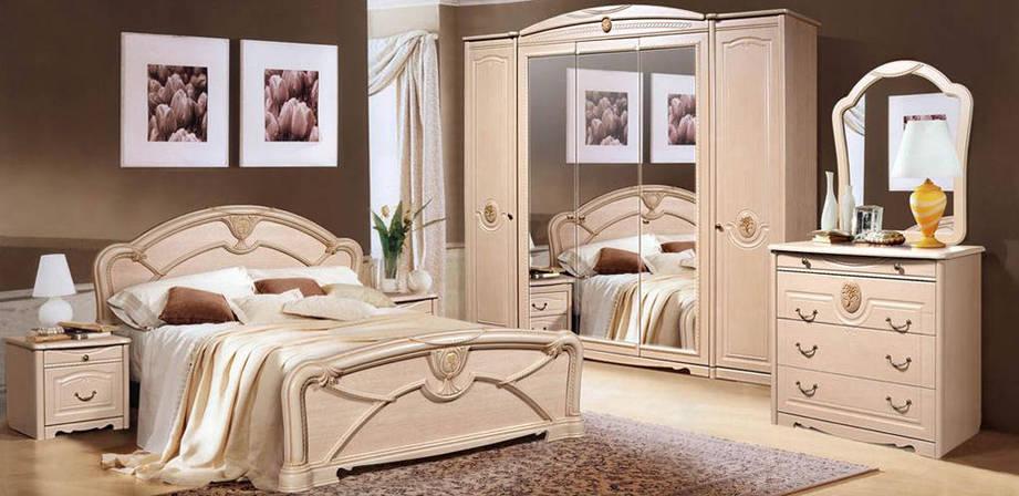 Спальня София (Бежевый) (с доставкой), фото 2