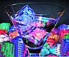 Светящийся кубик льда led, фото 2