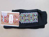 Вышитые носки Самоцвет (Носки с вышивкой)