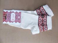 Вышитые носки Звездочка (Носки с вышивкой)