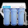 Фильтр для воды тройной трехступенчатый тройная фильтрация Экософт Ecosoft аналог Наша Вода Родниковая вода