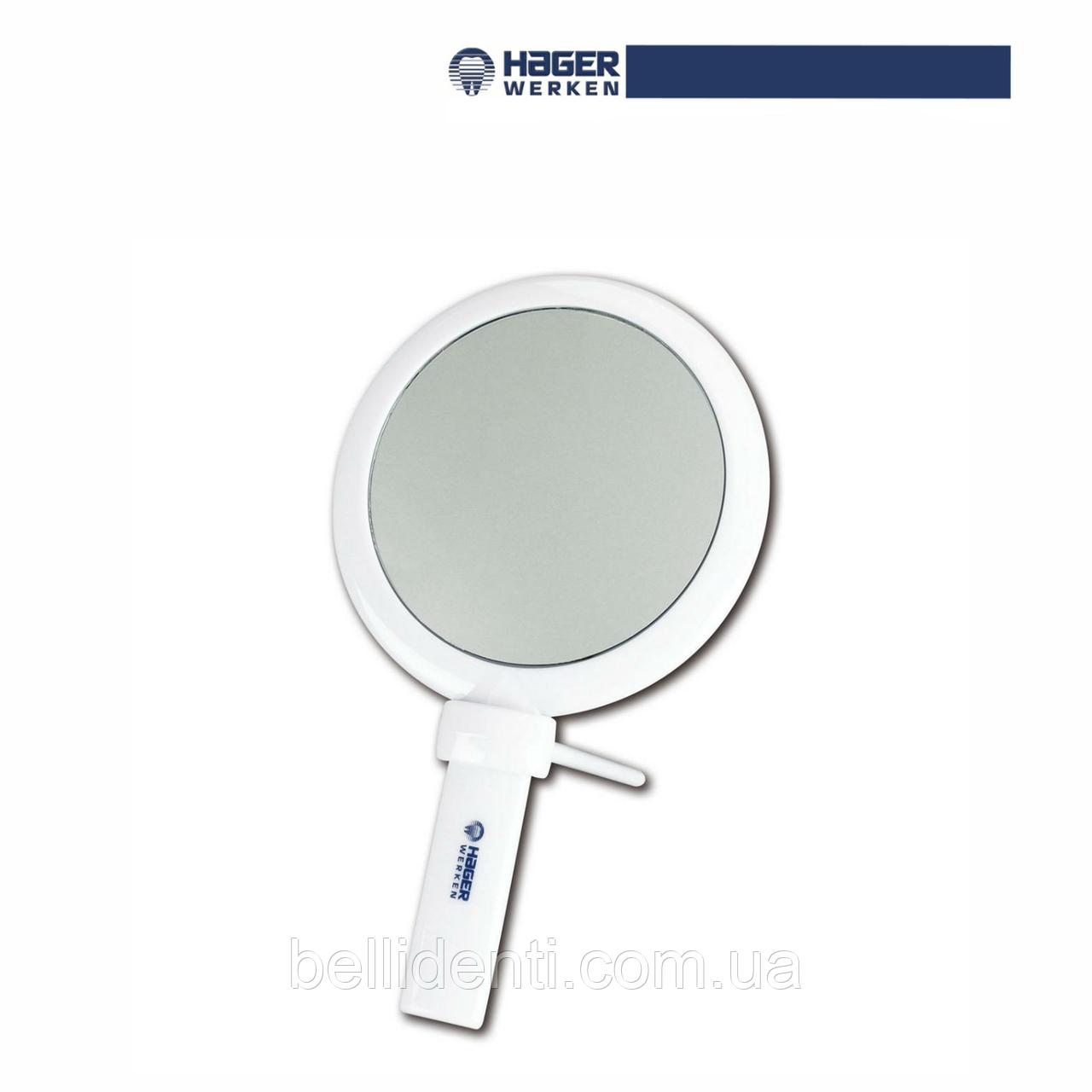 Двухстороннее зеркало для пациента miradent Mira-Duo, диаметр 13 см