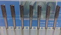 Борфреза цилиндрическая (AEX) 4х15х3 твердосплавная