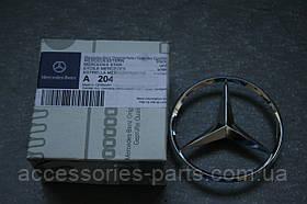 Эмблема | Mercedes-Benz C-Class W204 Новая Оригинальная