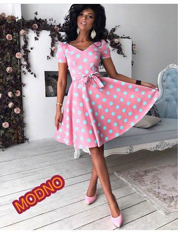 Супер модное женское платье в расцветках , фото 2