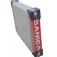 Sanica стальной радиатор 11k 300*400