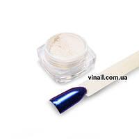 Зеркальная пудра сине-фиолетовый хамелеон №3
