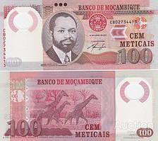 Mozambique Мозамбик - 100 Meticais 2011 Pick 151 UNC
