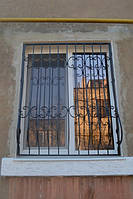 Выпуклые решётки на окна, фото 1