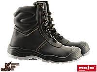 Зимние высокие кожаные ботинки BCW REIZ