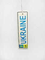 Ароматизатор в авто Знак (С украинской символикой)