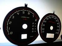 Шкалы приборов Subaru Legacy Outback, фото 1