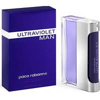 Мужская туалетная вода Paco Rabanne Ultraviolet Man (Пако Рабанна Ультравиолет Мен), 100 ml