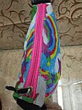 Принт барсетка стильный(только ОПТ) спортивная планшеты сумка для через плечо, фото 3