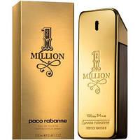 Мужская туалетная вода Paco Rabanne 1 Million Man (Пако Рабан 1 Миллион) 100 мл.