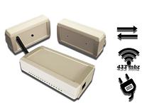 Счётчик посетителей EN-100-CN (Система с возможностью подключения до 16 сенсоров по беспроводному интерфейсу), фото 1