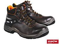 Ботинки кожаные усиленный носок и стельки Польша BR-PEAKREIS