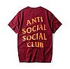 Футболка Anti Social Social Club Реплика 1:1, фото 2