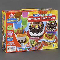 """Тесто для лепки 8210 (12) """"Мой торт ко дню рождения"""" в кор-ке"""