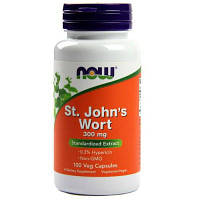 NOW Foods St. Johns Wort 300mg 100 caps