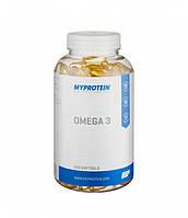 Рыбий жир MyProtein Omega 3 1000 mg 250 softgels