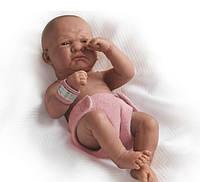 Berenguer, Новорожденный малыш первые слезки, девочка 36 см, фото 1