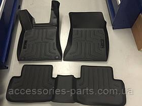 Коврики в салон Mercedes-Benz GLA-Class  X117 Новые Оригинальные
