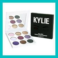 Набор теней Kylie The Purple Palette 9 оттенков
