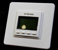 Терморегулятор программируемый terneo pro белый