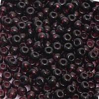 Чешский бисер для рукоделия Preciosa (Прециоза) 50г 31119-20080-10 фиолетовый