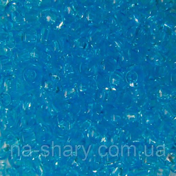 Чешский бисер для рукоделия Preciosa (Прециоза) 50г 31119-60000-10 голубой