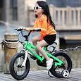 "Детский велосипед Royal Baby Freestyle 12"", синий, фото 9"