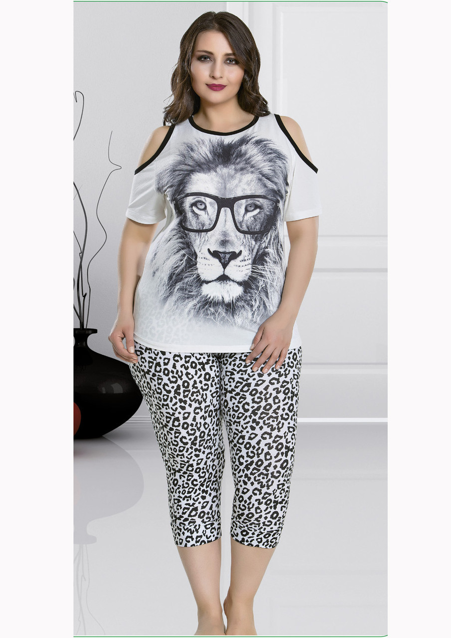 Домашняя одежда Lady Lingerie - 220 3XL комплект