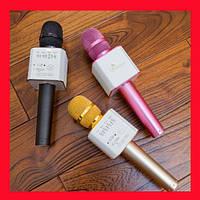 Караоке - Микрофон 2 динамика + USB Q7