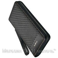 Кошелек Baellerry 6055 темно-коричневый, черный!Лучший подарок, фото 2