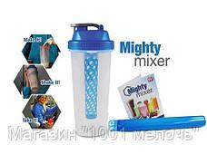 Ручной шейкер-бутылка Mighty Mixer!Опт, фото 3