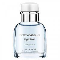 Dolce & Gabbana Light Blue Living Stromboli - Дольче Габбана Лайт Блю Ливинг Стромболи Туалетная вода, Объем: 75мл