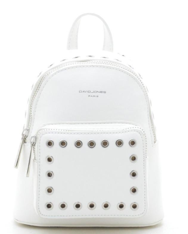 2e8e1f3d67bc Городской рюкзак David Jones CM3717 white Женский городской рюкзак купить в  Одессе 7 км - Интернет